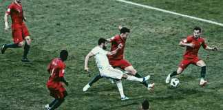 Hasil Portugal vs Spanyol, Piala Dunia 2018