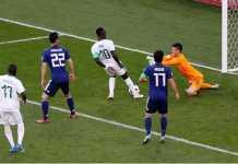 Timnas Jepang bertemu Timnas Senegal di laga ke dua Grup H, Minggu (24/6) malam ini.