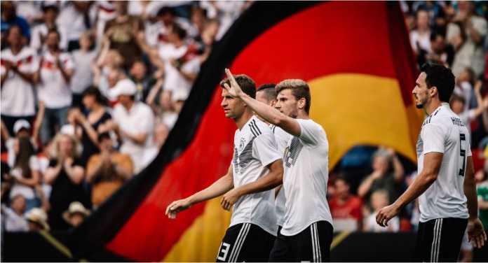 Timnas Jerman dijagokan mempertahankan gelarnya di Piala Dunia 2018