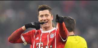 Juventus kabarnya ingin jadikan striker Bayern Munchen, Robert Lewandowski sebagai pengganti Gonzalo Higuain.