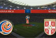 Prediksi Kosta Rika vs Serbia untuk Grup E Piala Dunia 2018