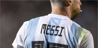 Lionel Messi menyebut 8 pemain yang akan bersinar pada Piala Dunia 2018, tapi tak ada nama Cristiano Ronaldo.