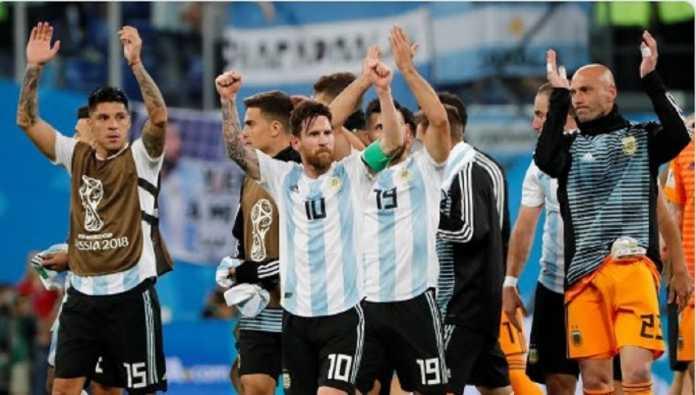 Lionel Messi bukukan catatan luar biasa yang melebihi catatan sebelumnya, saat ia membela Timnas Argentina kontra Nigeria, Kamis (28/7) dinihari tadi.