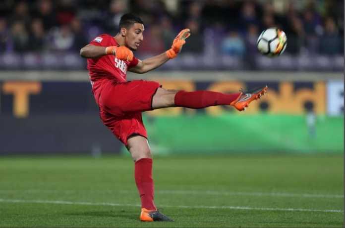 Liverpool datangkan pengganti Loris Karius dari Lazio, Thomas Strakosha.