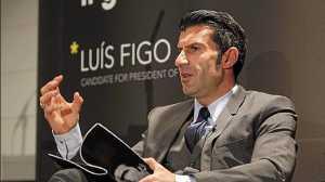 Luis Figo Berharap Banyak pada Lionel Messi