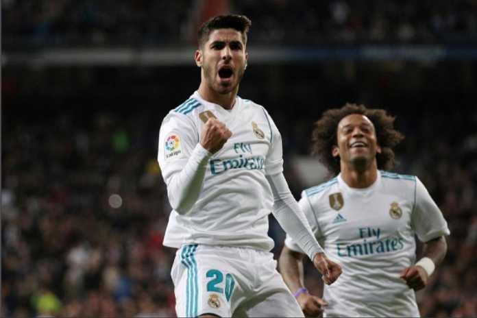 Marco Asensio jadi incaran Manchester United, yang siap menantang dua klub lainnya; Chelsea dan PSG, yang juga mengincar bintang Real Madrid tersebut.