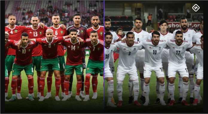 Maroko vs Iran di Grup B Piala Dunia 2018 adalah laga yang PALING tidak ditunggu karena ada dua favorit lain, Spanyol dan Portugal, di dalamnya.