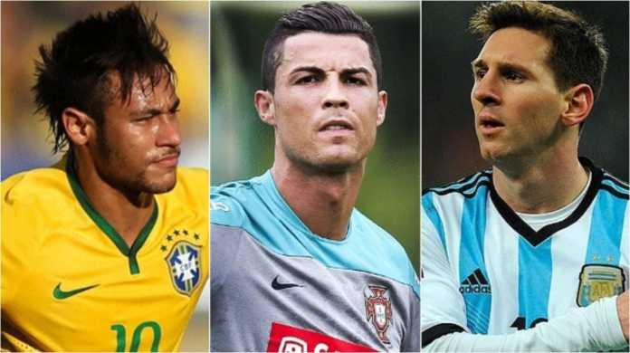 Neymar dan Cristiano Ronaldo lahir tanggal 5 Februari, bulan dengan perwakilan terbanyak dari semua pemain di Piala Dunia 2018. Sementara Lionel Messi berulang tahun 24 Juni.