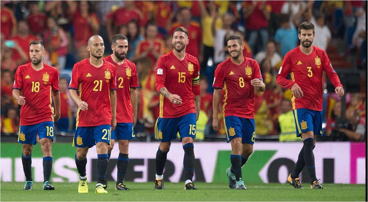 Bonus Piala Dunia: Jerman Pelit; Brasil dan Spanyol Luar ...