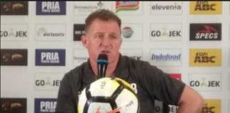 Pelatih Peter Butler minta skuad Persipura Jayapura tingkatkan konsentasi dalam bertanding.
