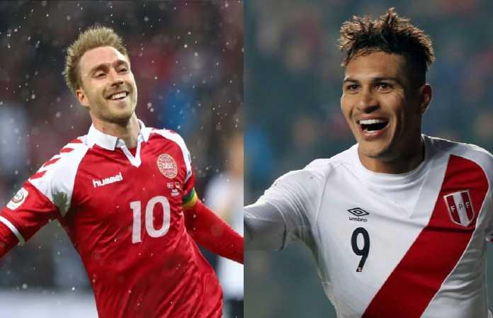 Hasil gambar untuk Denmark vs Peru