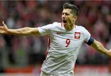Robert Lewandowski akan menjadi andalan Polandia untuk memecah pertahan sekuat batu yang dimiliki Senegal di Grup H Piala Dunia 2018.