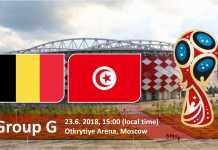 Hampir semua prediksi mencantumkan skor 3-0 untuk kemenangan Belgia pada laga Piala Dunia 2018 melawan Tunisia, malam ini.