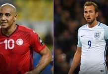 Prediksi Tunisia vs Inggris, Piala Dunia 2018