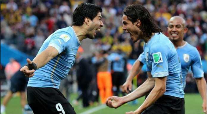 uruguay vs saudi arabia - photo #2