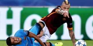Bergabungnya Radja Nainggolan ke Inter Milan membuat Rafinha harus kembali ke Barcelona dan gagal permanenkan statusnya di San Siro.