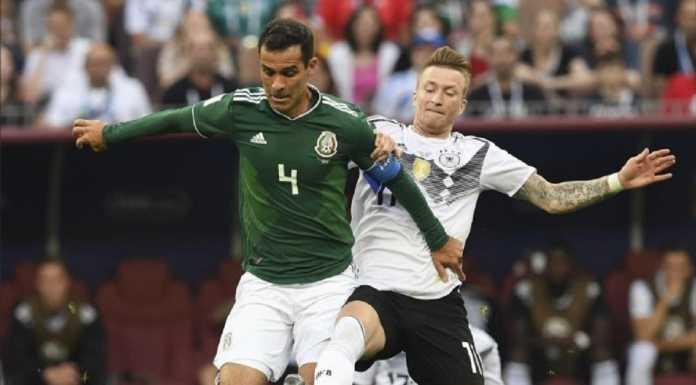 Bintang Meksiko, Rafael Marquez, tak bisa minum air yang sama dengan rekan-rekannya di Piala Dunia Rusia, karena aturan keras yang diterapkan Amerika Serikat.
