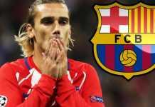 Rumor Transfer Antoine Griezmann ke Barcelona