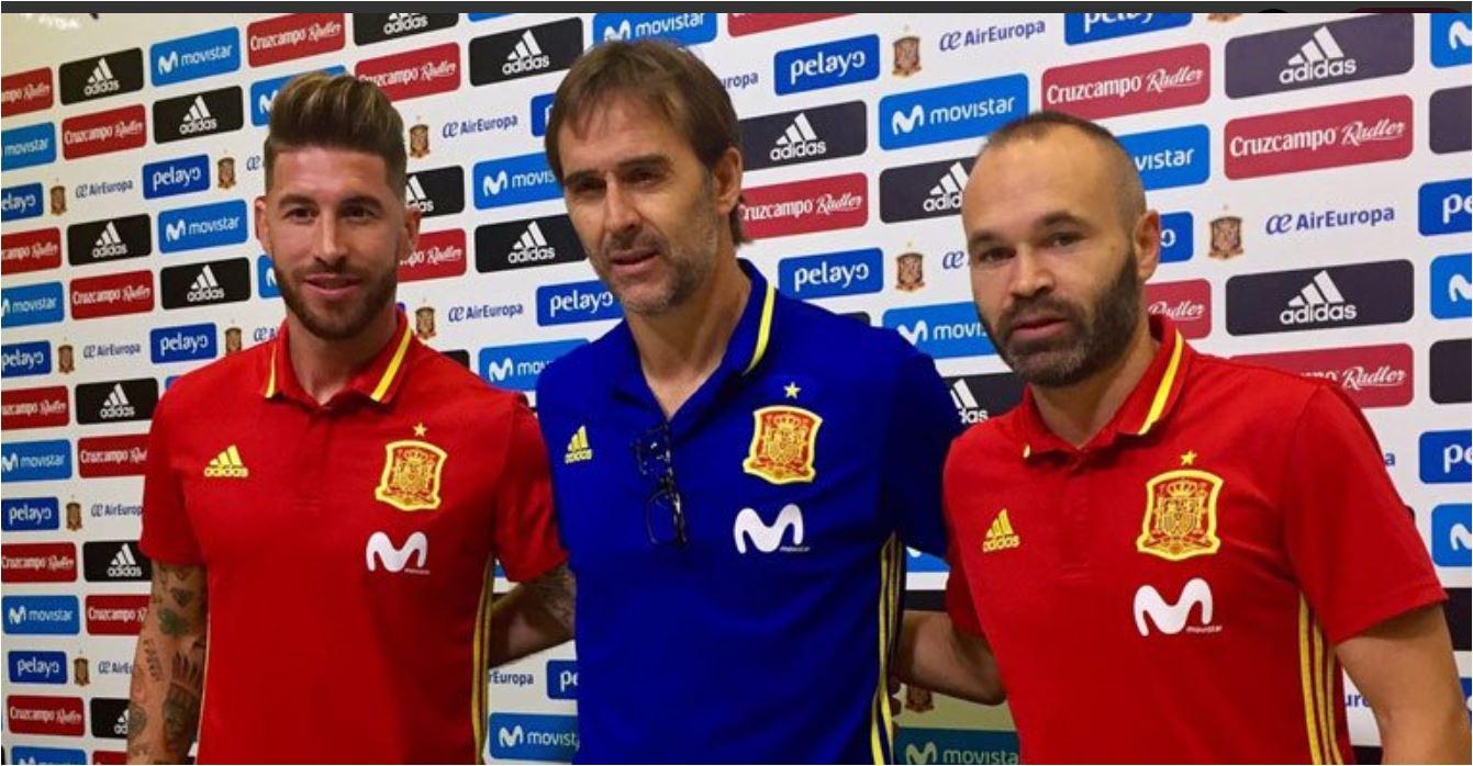 Pemecatan Lopetegui Guncang Skuad Spanyol di Piala Dunia ...