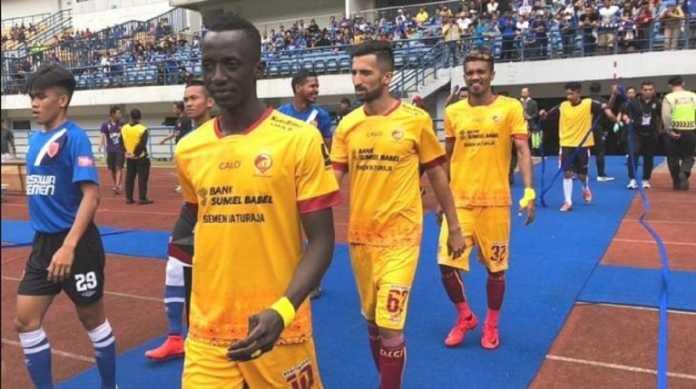 Para pemain Sriwijaya FC dominasi daftar pemain ternaik di pekan ke-12 setelah menang telak 5-1 atas Persela Lamongan, 2 Juni lalu.