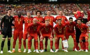 Timas Belgia di Piala Dunia 2018 Rusia