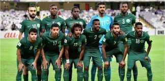 Timnas Arab Saudi dikenal dengan pendekatan penguasaan bola selama pertandingan dan bisa merepotkan tuan rumah Rusia pada laga pembukaan Piala Dunia 2018