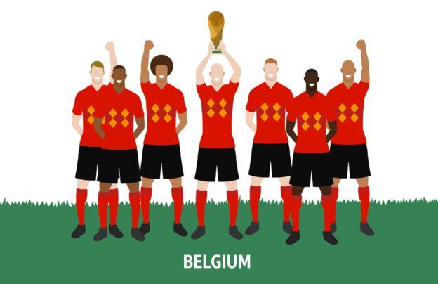 Timnas Belgia Calon Pemenang Piala Dunia 2018
