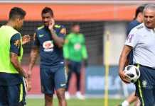 Pelatih Timnas Brasil, Tite, bantah lakukan kontak dengan Real Madrid untuk gantikan pelatih Zinedine Zidane.