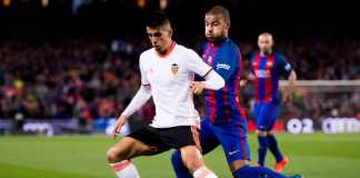Valencia segera lepas Joao Cancelo ke Juventus dengan kontrak permanen.