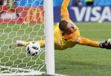 Vdeo Highlights Cuplikan Gol Tunisia vs Inggris, Piala Dunia 2018