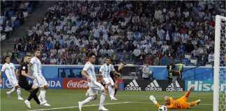 Video Highlights Cuplikan Gol Argentina vs Kroasia, 22/06/2018