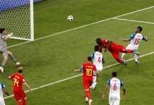 Video Highlights Cuplikan Gol Belgia vs Panama
