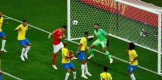 Video Highlights Cuplikan Gol Brasil vs Swiss