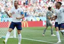 Video Highlights Cuplikan Gol Inggris vs Panama, 24/06/2018