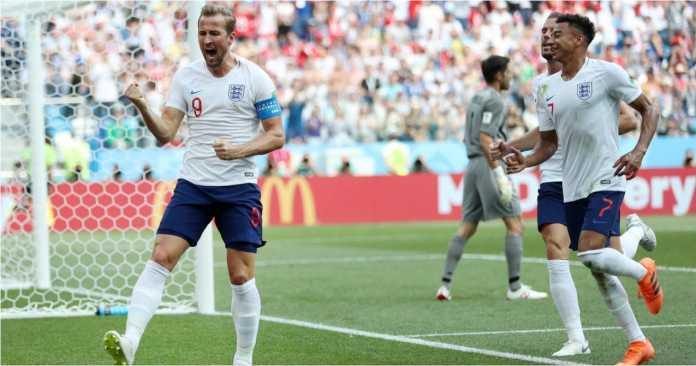 Video Highlights Cuplikan Gol Inggris Vs Panama