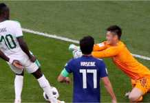 Video Highlights Cuplikan Gol Jepang vs Senegal, 24/06/2018