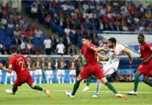 Video Highlights Cuplikan Gol Portugal vs Spanyol, 16/06/2018
