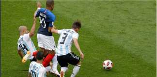 Video Highlights Cuplikan Gol Prancis vs Argentina, 30/06/2018
