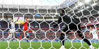 Video Highlights Cuplikan Gol Serbia vs Swiss, 23/06/2018
