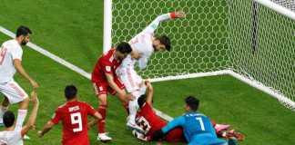 Video Highlights dan cuplikan gol Iran vs Spanyol, Piala Dunia 2018