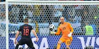 Kesalahan Willy Caballero dalam laga Timnas Argentina kontra Kroasia yang membuat Argentina kalah 0-3, membuat keluarganya kini mendapat masalah dan menerima teror ancaman dari orang tak dikenal.