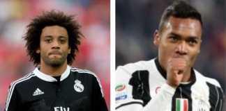 Alex Sandro setuju pindah ke PSG, dan membuka peluang bagi Marcelo untuk tinggalkan Real Madrid dan gabung Juventus.