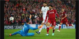 Mohamed Salah punya peran besar dalam mendorong percepatan transfer Alisson Becker ke Liverpool.