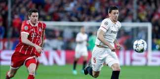 Barcelona akhirnya kalahkan Manchester United yang sama-sama mengincar bek muda Sevilla, Clement Lenglet, di musim panas ini.