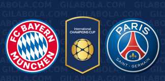 Video Highlights Cuplikan Gol Bayern Munchen vs PSG - ICC 2018