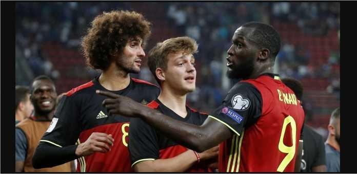 Belgia bergulat dengan masalah bahasa di ruang ganti dan di atas lapangan karena memiliki tiga bahasa berbeda di negerinya.