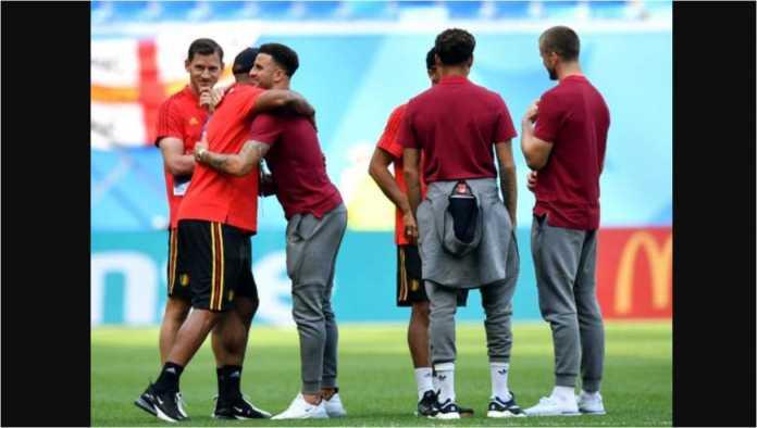 Dari daftar starter Belgia vs Inggris, sebanyak 19 dari 22 pemain pada laga ini merumput di Liga Inggris.