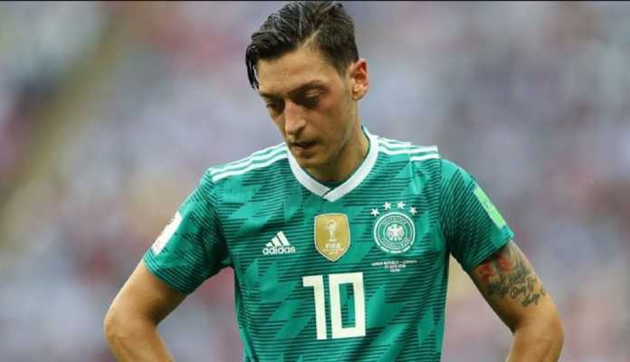 Berita Bola, Mesut Ozil, Timnas Jerman, Ulli Hoeness