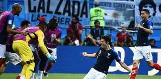 Berita Bola, Piala Dunia 2018, Timnas Prancis, Benjamin Pavard