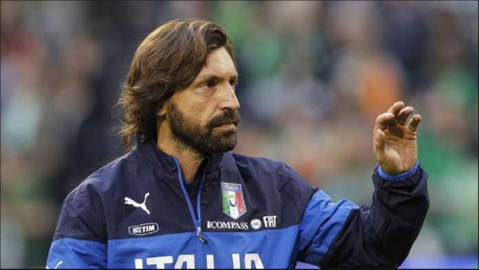 Berita Bola, Timnas Italia, Andrea Pirlo